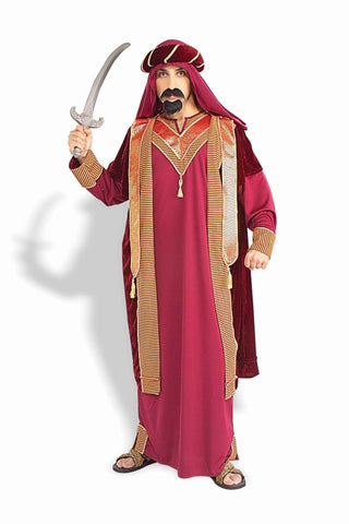 Halloween Costumes Sultan Adults Costume - HalloweenCostumes4U.com - Adult Costumes