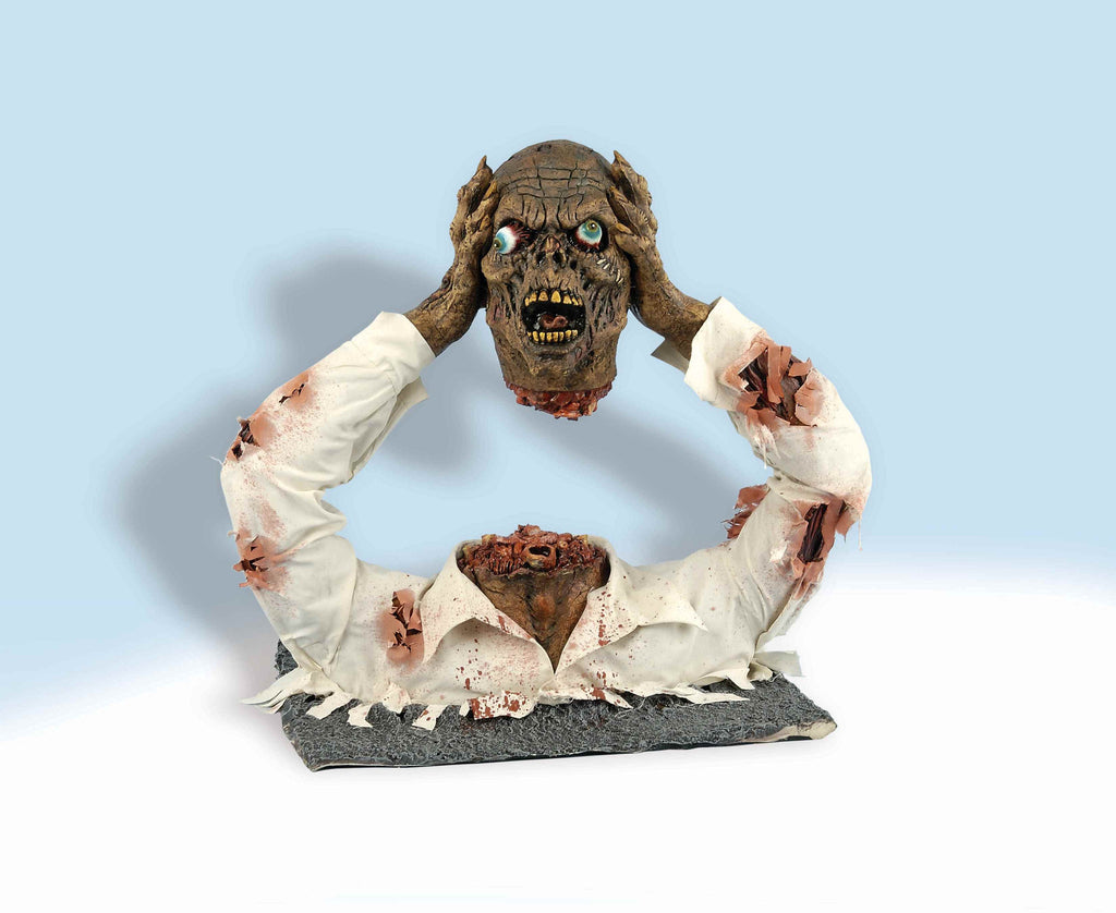 Headless Zombie Prop - HalloweenCostumes4U.com - Decorations