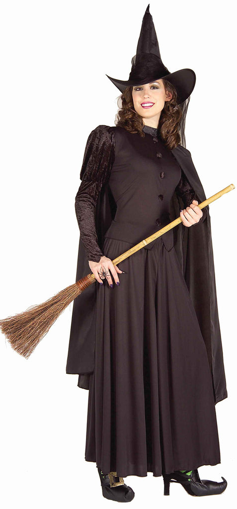 Witch Costumes Classic Witch Womens Halloween Costume