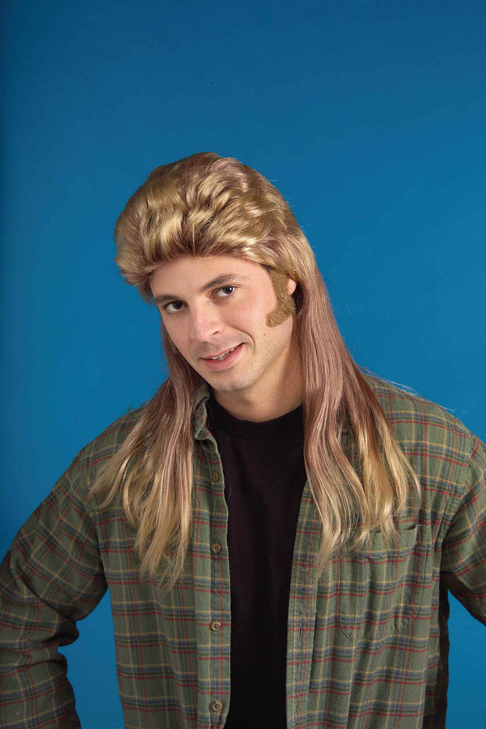 Costume Wigs 80's Mullet Costume Wig