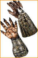Deluxe Predator Gloves - HalloweenCostumes4U.com - Accessories