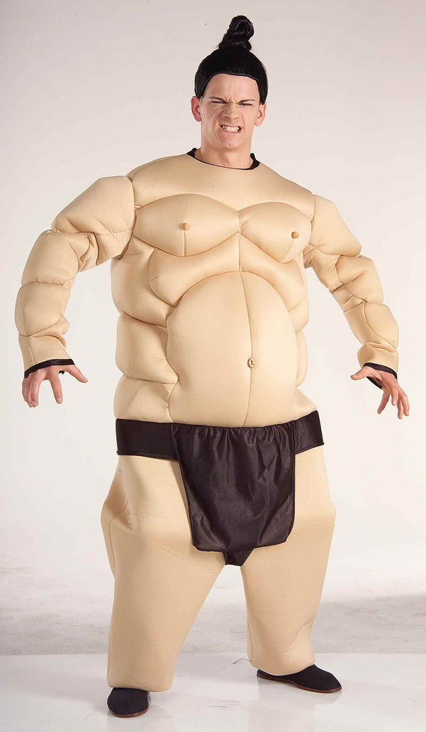 Halloween Costumes Sumo Wrestler Adults Costume