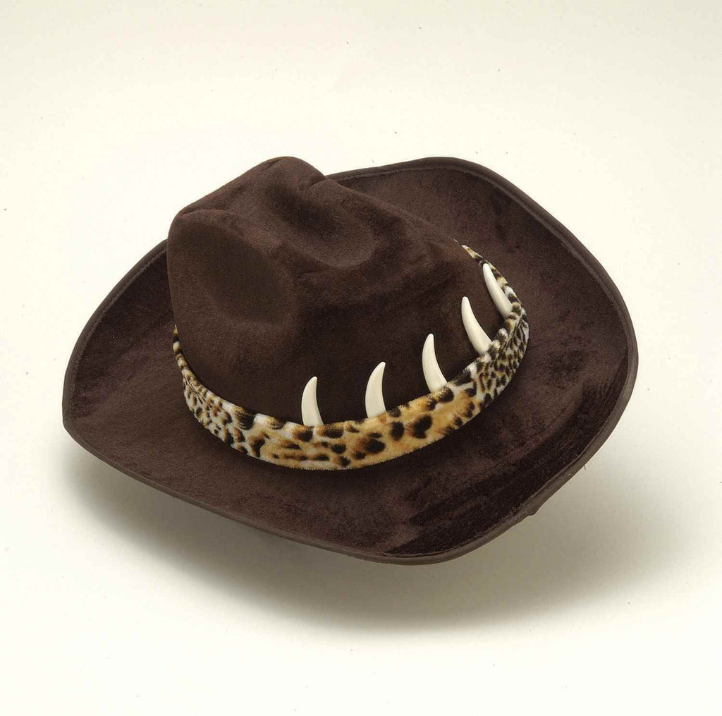 Costume Cowboy Hats Cowboy Hat w/Teeth - HalloweenCostumes4U.com - Accessories
