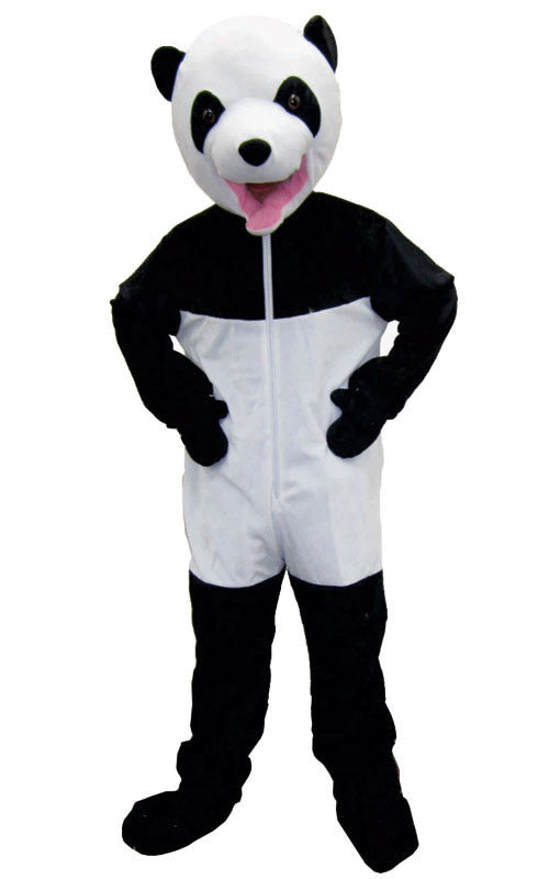 Adults Giant Panda Mascot Costume - HalloweenCostumes4U.com - Kids Costumes