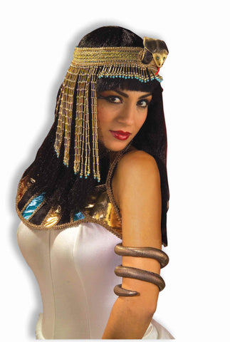 Costume Headpieces Cleopatra Halloween Headpiece - HalloweenCostumes4U.com - Accessories