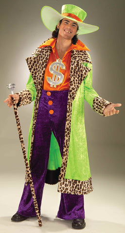 Pimp Daddy Costumes Adults Halloween Costumes - HalloweenCostumes4U.com - Adult Costumes