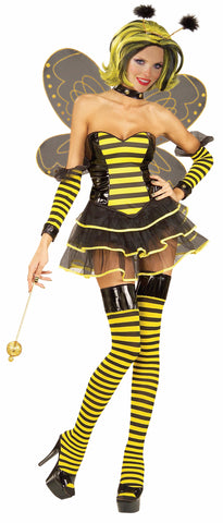 Halloween Costumes Sexy Bee Adults Halloween Costumes - HalloweenCostumes4U.com - Costumes