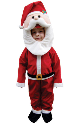 Boys Santa Claus Costume - HalloweenCostumes4U.com - Kids Costumes