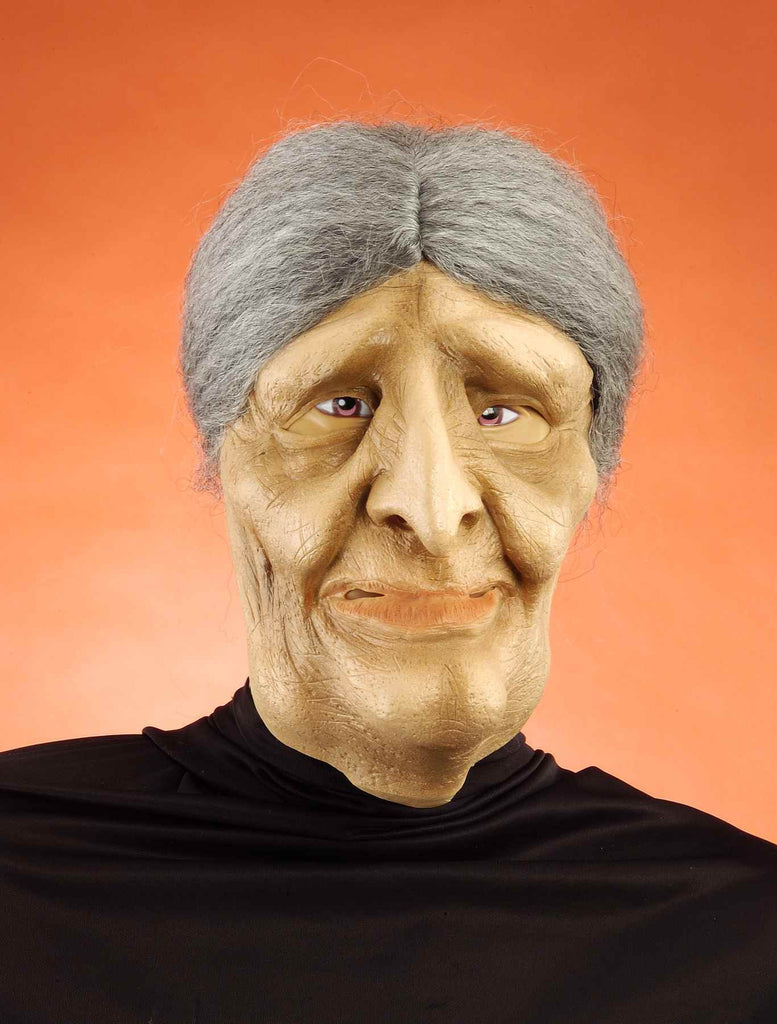 Halloween Masks Adults Old Lady Costume Mask