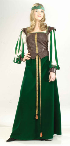 Womens Maid Marion Costume - HalloweenCostumes4U.com - Adult Costumes
