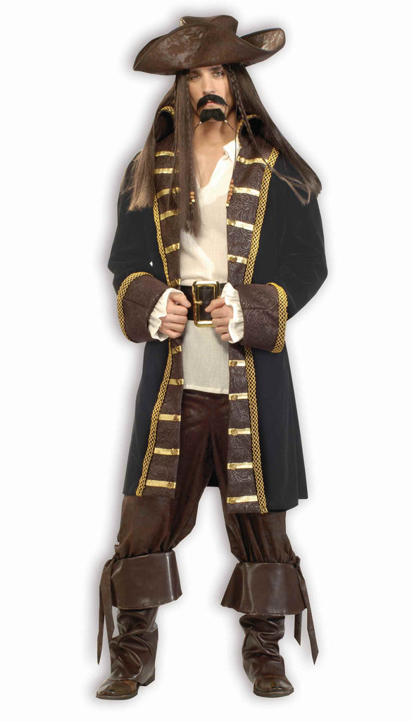 Pirate Halloween Costumes Adult Pirate Costume Theatrical