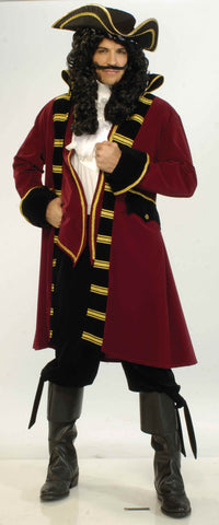 Designer Costumes Pirate Man Superior Costume - HalloweenCostumes4U.com - Adult Costumes