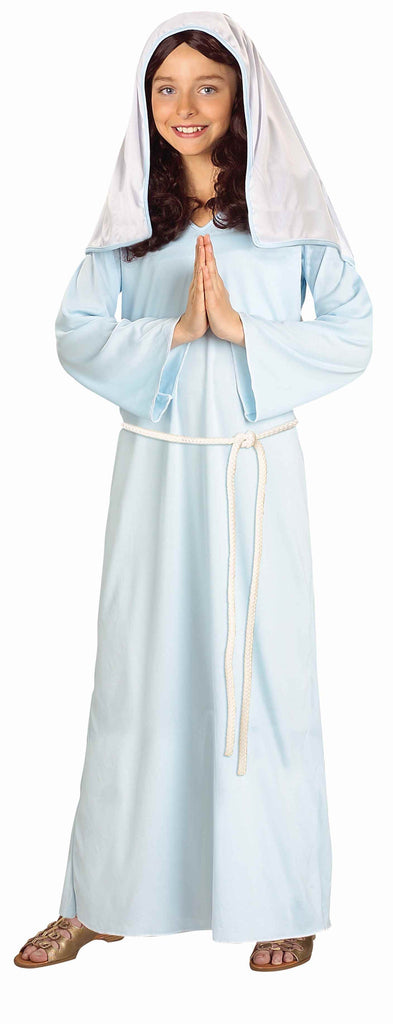 Christmas Costumes Virgin Mary Childs Costume - HalloweenCostumes4U.com - Holidays