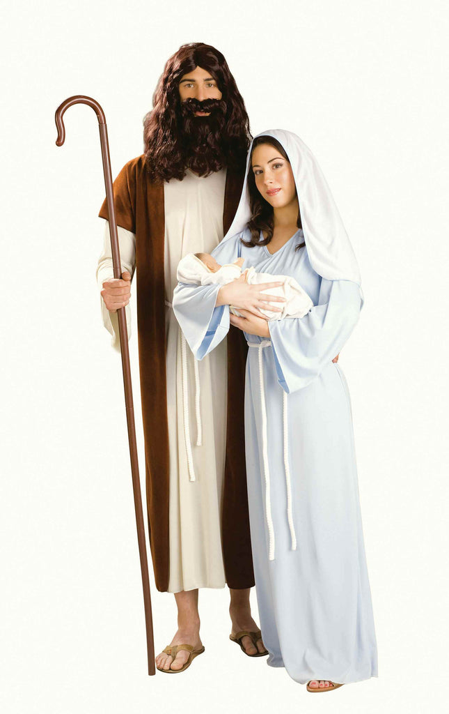 Jesus Costumes Adult Jesus Christmas Play Costume - HalloweenCostumes4U.com - Holidays