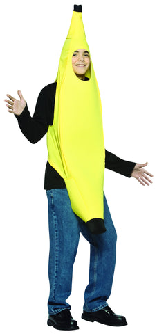 Teens Banana Costume