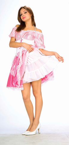 Halloween Costume Petticoat Short White - HalloweenCostumes4U.com - Accessories
