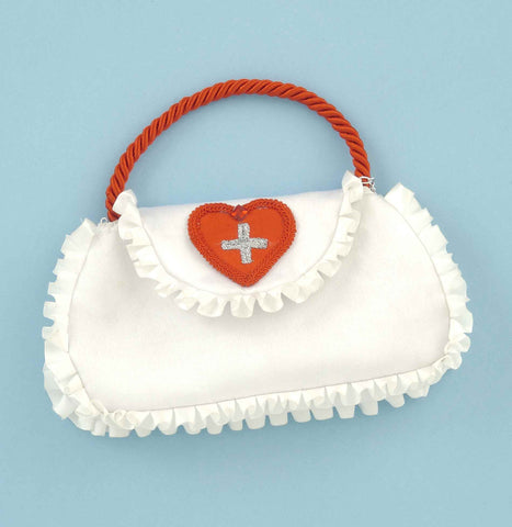 Halloween Costume Nurse's Hangbag - HalloweenCostumes4U.com - Accessories