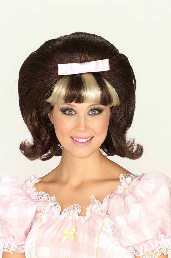 Halloween Wigs 60's Princess Costume Wig - HalloweenCostumes4U.com - Accessories