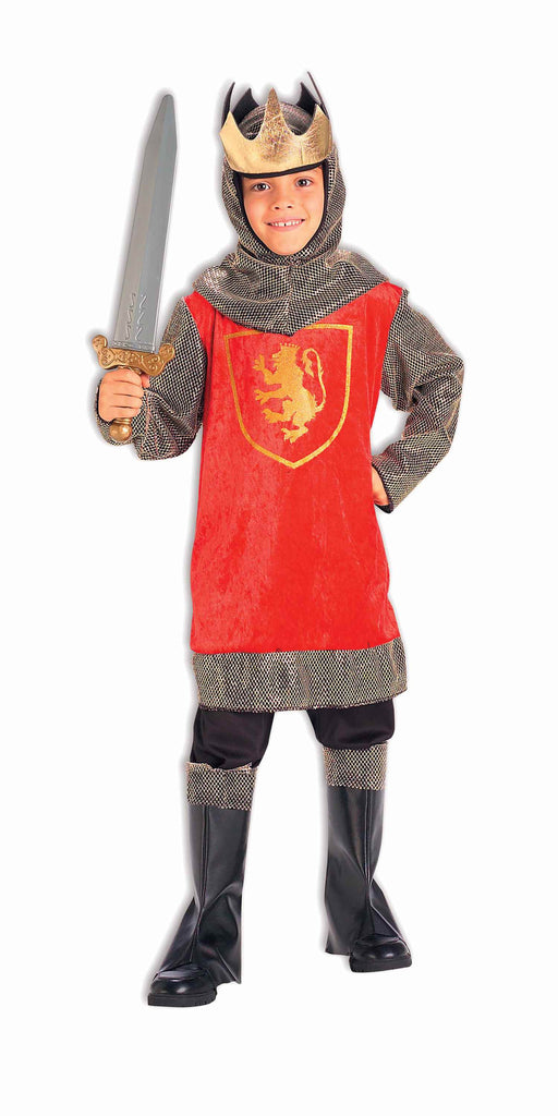 Crusader Costumes Kids Crusader King Costume - HalloweenCostumes4U.com - Kids Costumes