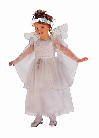 Toddlers/Kids Angel Costume - HalloweenCostumes4U.com - Kids Costumes