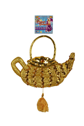 Halloween Costume Genie Lamp Handbags - HalloweenCostumes4U.com - Accessories