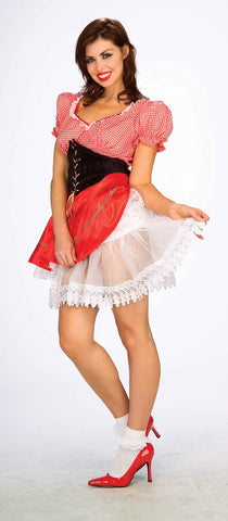 Halloween Costume Petticoats Teardrop Lace - HalloweenCostumes4U.com - Accessories
