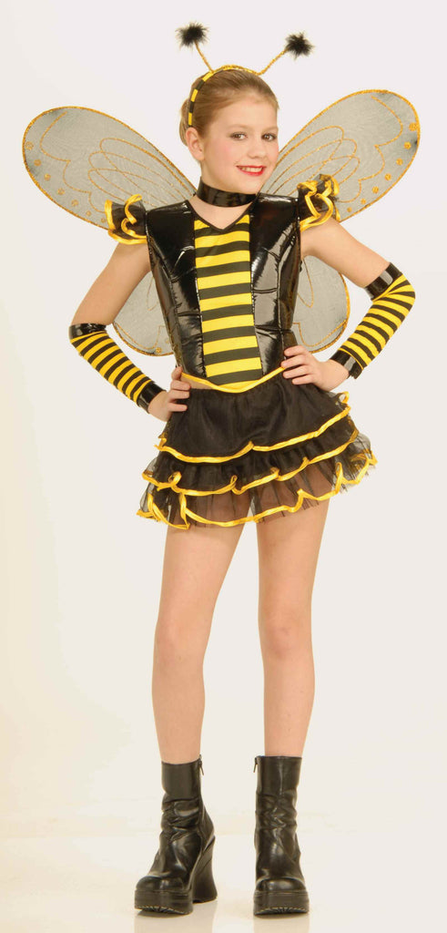Halloween Costumes Bee Girls Costume - HalloweenCostumes4U.com - Kids Costumes