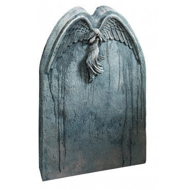 Fallen Angel Tombstone - HalloweenCostumes4U.com - Decorations