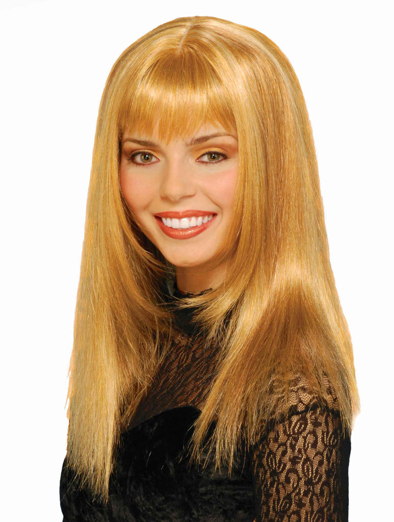 Halloween Honey Wig Long Straight