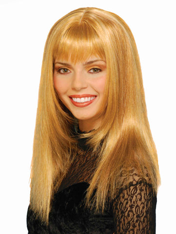 Halloween Honey Wig Long Straight - HalloweenCostumes4U.com - Accessories