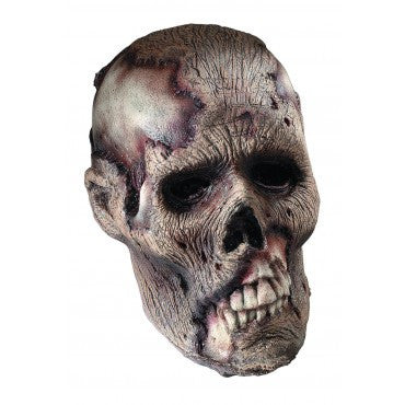 Rotting Skull Prop - HalloweenCostumes4U.com - Decorations