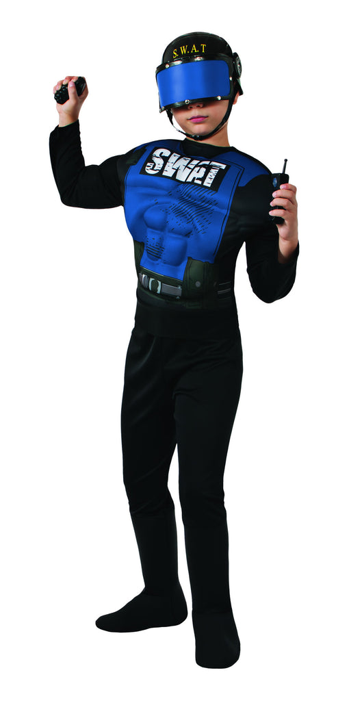 Boys SWAT Costume - HalloweenCostumes4U.com - Kids Costumes