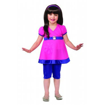 Girls Dora the Explorer Costume - HalloweenCostumes4U.com - Kids Costumes