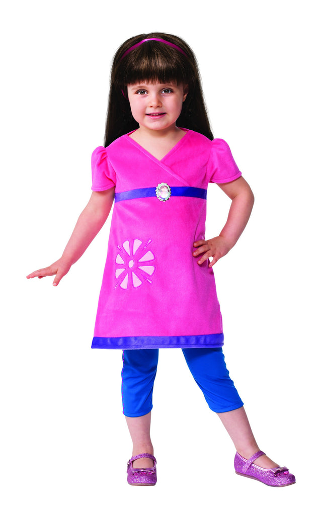 Toddlers Dora the Explorer Costume