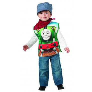 Boys Thomas the Tank Percy Costume - HalloweenCostumes4U.com - Kids Costumes