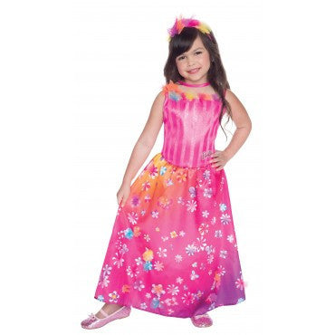 Girls Barbie Alexa Costume - HalloweenCostumes4U.com - Kids Costumes