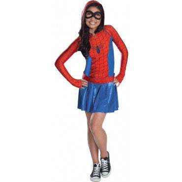 Girls Spider-Girl Dress