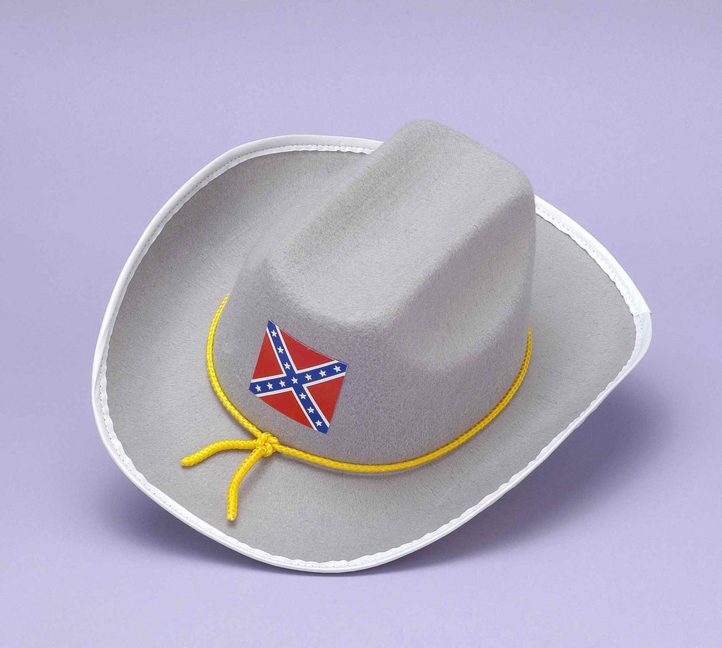 Costume Hats Civil War Costume Hat Confederate Officer - HalloweenCostumes4U.com - Accessories