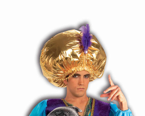 Halloween Hats Jumbo Egyptian Costume Turban - HalloweenCostumes4U.com - Accessories