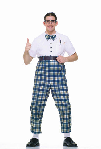 Funny Halloween Costumes Nerd Costume Adults - HalloweenCostumes4U.com - Adult Costumes