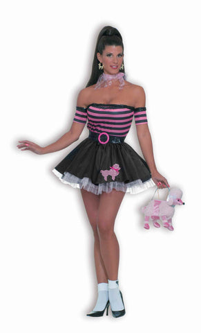 Sexy 50's Costumes Sexy 50's Woman Halloween Costume - HalloweenCostumes4U.com - Adult Costumes