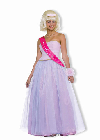 Womens 50's Prom Queen Costume - HalloweenCostumes4U.com - Adult Costumes