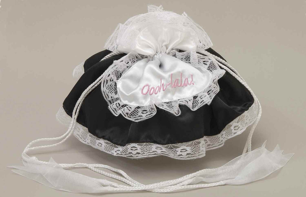Halloween Costumes French Maid Purse