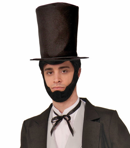 Costume Beards Lincoln Costume Beard - HalloweenCostumes4U.com - Accessories
