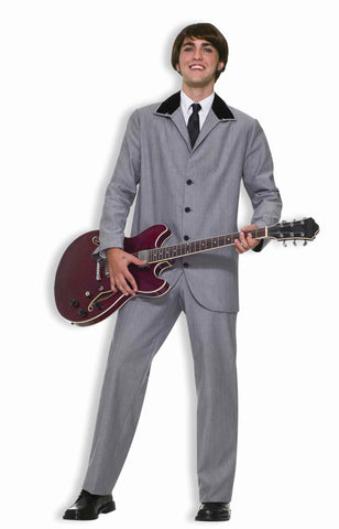 Mens British Invasion Costume - HalloweenCostumes4U.com - Adult Costumes