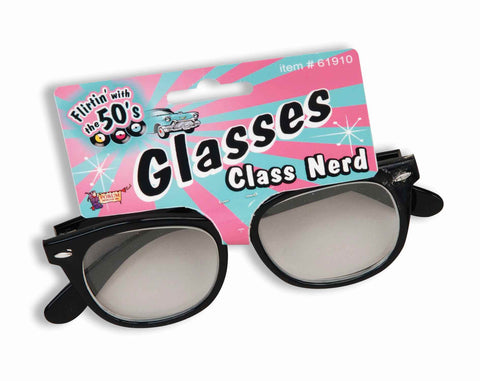 Class Nerd Glasses - HalloweenCostumes4U.com - Accessories