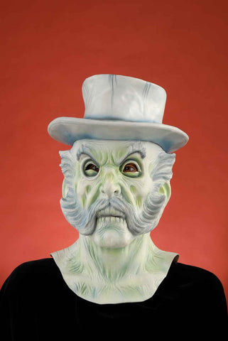 Halloween Masks Ghost Man Costume Mask - HalloweenCostumes4U.com - Accessories