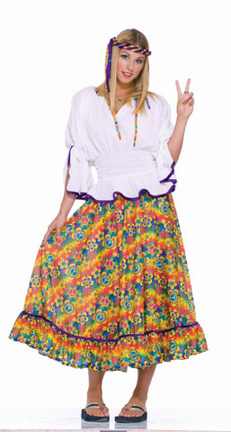 Hippie Halloween Costumes Womens Hippie Costume - HalloweenCostumes4U.com - Adult Costumes