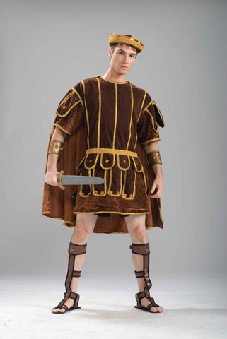 Halloween Costumes Roman Leader Costume Adult - HalloweenCostumes4U.com - Adult Costumes