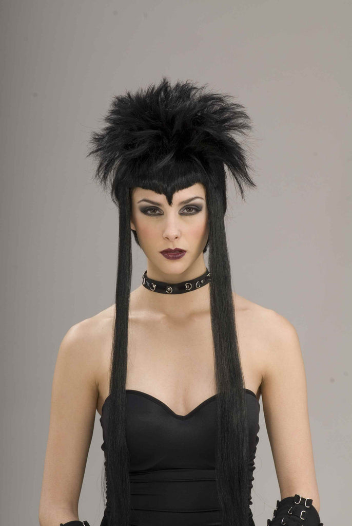 Halloween Wigs Modern Witch Costume Wig - HalloweenCostumes4U.com - Accessories